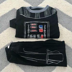 GAP Pajamas - Baby Gap Star War Pajamas size 3 years